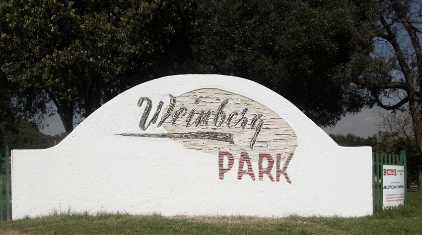 2014 Weinberg Park Heritage Commission
