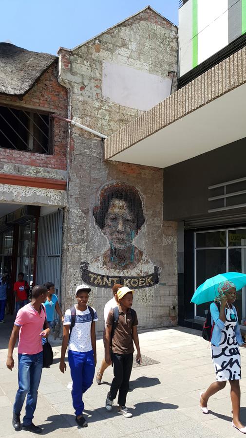 'Tant Koek' 2015 Pretoria CBD