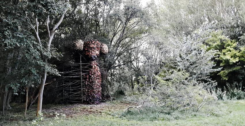 2016 Ginsterjuffertjie, Nirox Winter Show in Partnership with Yorkshire Sculpture Park