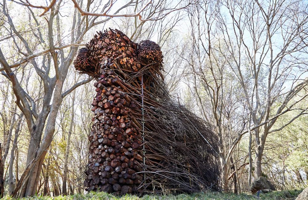 2016 Glinsterjuffertjie, Nirox Winter Show in Partnership with Yorkshire Sculpture Park